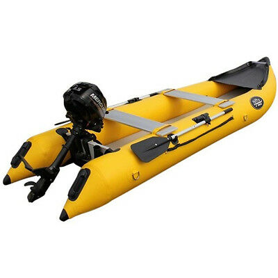 NEW Nifty Boat - Yellow