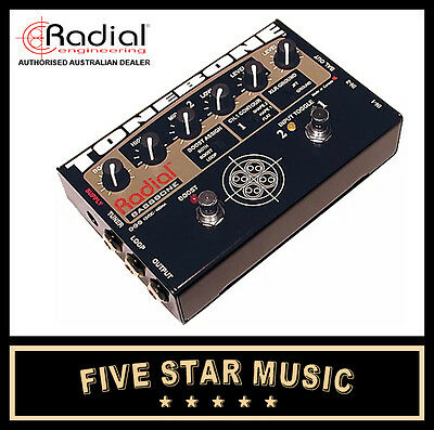 Radial Engineering Tonebone Bassbone V1 Original Bass Di Bass Bone - New