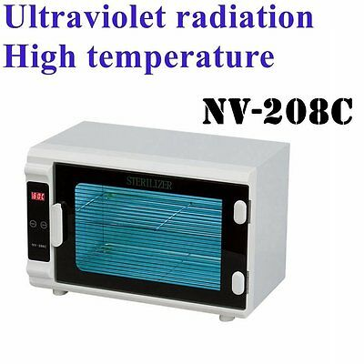 Sterilizer Dry Heat Durable Service Magnifier Ultraviolet Radiation NV-208C