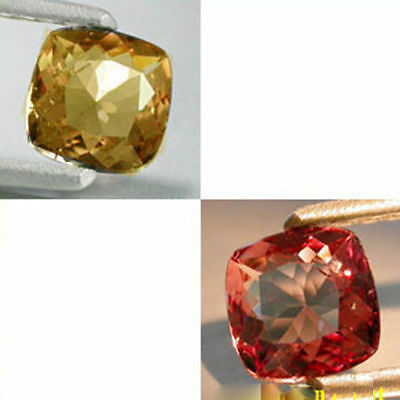 0.84Ct ATTRACTIVE Gem - Natural Amazing Alexandrite Hue COLOR CHANGE GARNET UQ83