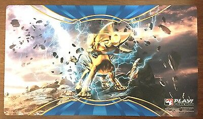 Official Pokémon Playmat Luxray Break