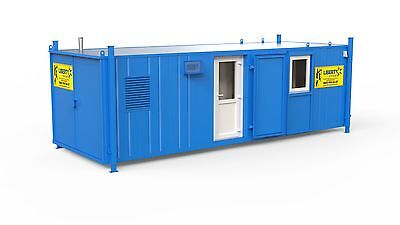 Towable & Static Welfare Unit for Hire & Sale