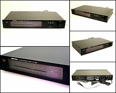 ROTEL RT-830 AM FM Stereo Tuner