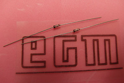 5x QPND4154 Diode Pindiode 50V Axial DO35, AGILENT (Lager M144)