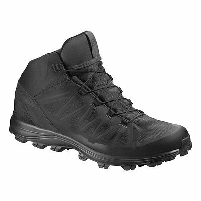 Salomon Forces SPEED ASSAULT Black Military Boots Schuhe