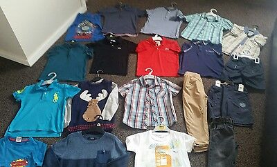 Next  Boys️ age 3-4 year ,George  Bundles,shirt, Tops,shorts, outfits and brand