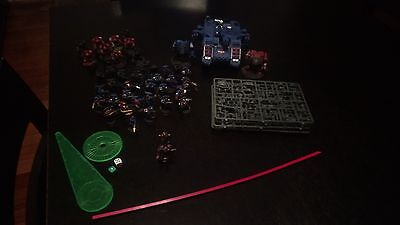 Warhammer 40K Space Marine Army + Spare Weapons/Bits