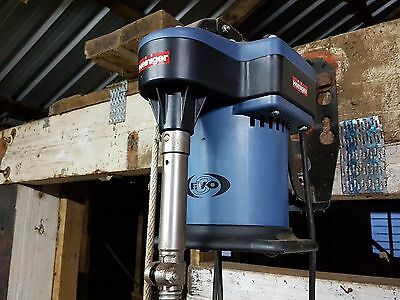 Heiniger EVO  Shearing Plant with Downtube