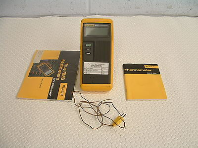 Fluke 50s K/J Digital Thermometer