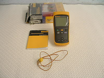 Fluke 51 Series II Digital Thermometer