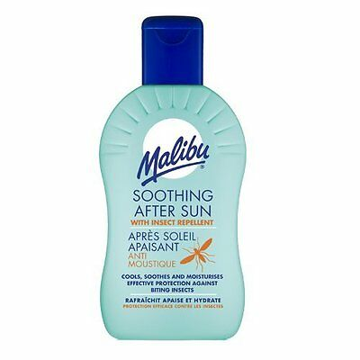 Malibu Soothing After Sun Plus Insect Repellent 200ml