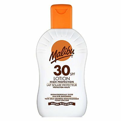 Malibu High Protection Water Resistant Lotion 200ml