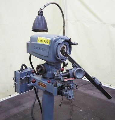 "STERLING 2-1/2"" Capacity Drill Grinder Model DV204A"