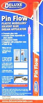 Deluxe Materials - Pin Flow Plastic Modellers Solvent Glue Applicator AC11