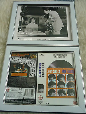 High fidelity Vhs sleeve & lobby card Better Dead & Poster B Movies Photo Dvd