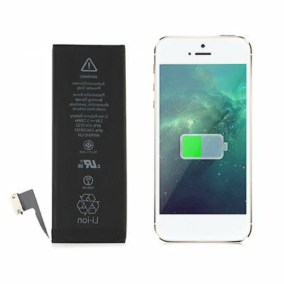 Internal Replacement Battery 1560MAH + Phone Repair Kit Tools For Iphone 5S/C GH