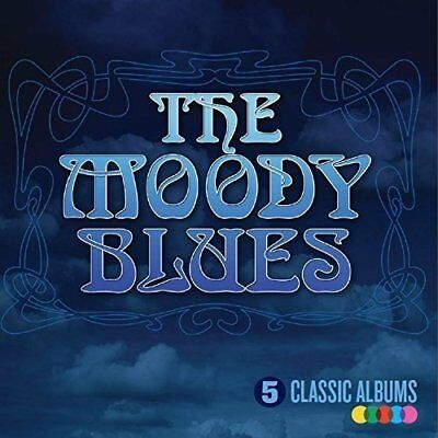 The Moody Blues - 5 Classic Albums (CD)