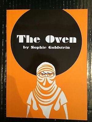 The Oven by Sophie Goldstein Paperback Graphic Novel 9781935233336