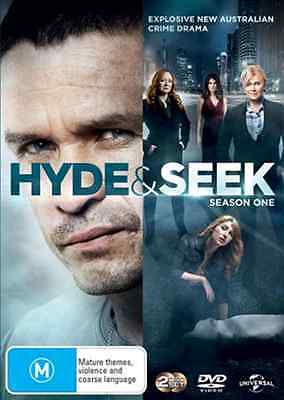Hyde & Seek : Season 1 (DVD, 2-Disc Set) NEW