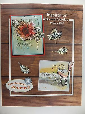 Fun Stampers Journey Inspiration Book & Catalog 2016 - 2017