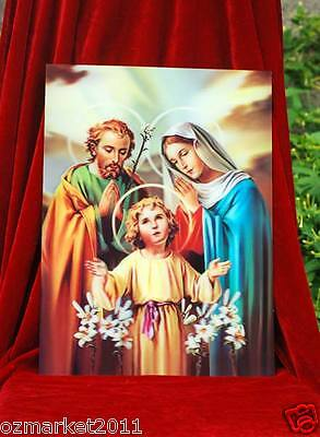 Catholic Church Portrait Jesus Christian Blessed Elegant Art Painting Decoration