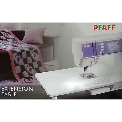 Pfaff Ambition Quilting Extension Table