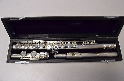 E.F. Dean DA8SE Flute, Brand New, French Model, 'C' Foot, Split E Mechanism