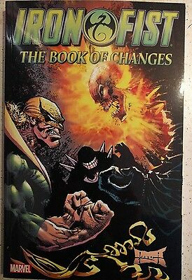 Iron Fist: the Book of Changes by Terry Kavanagh brand new
