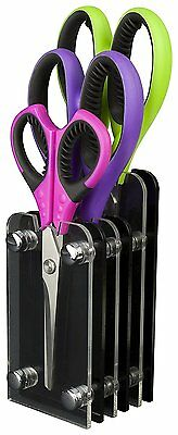 Taylors Eye Witness 3-Piece Scissor Set with 15/17/21 cm Handy/Serrated Kitchen/