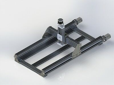 Openbuilds Sphinx C-Beam CNC Router/laser Plates Stainless Steel Standard Size
