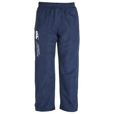 Canterbury Open Hem Stadium Junior Pants Navy