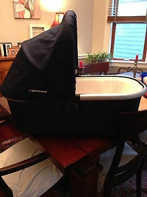 Brand New UPPABaby Vista Bassinet In Taylor Navy