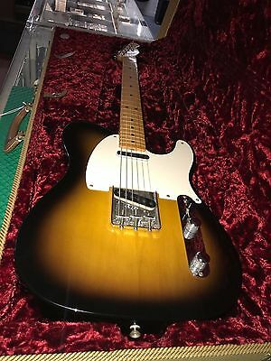 Fender Telecaster 2005 Mexican Made W/Case!