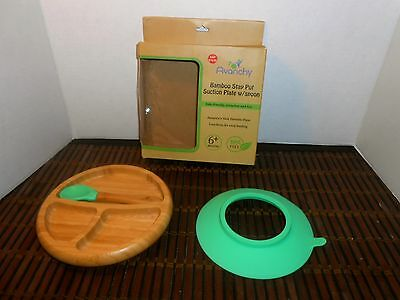 Avanchy Baby Plate