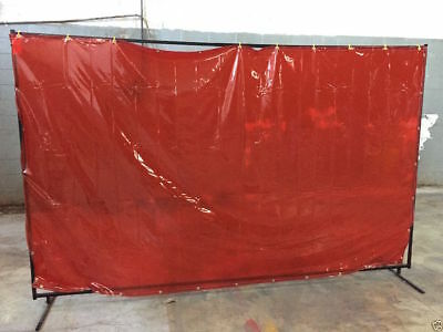 Steiner 338-6X10 (33806) 14 MiL Welding Screens / Curtains Lot of 7