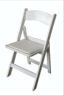36 Americana Event Folding Chairs High Quality Resin & Re-inforced Legs with Pad