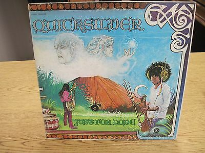 """QUICKSILVER MESSENGER SERVICE """"Just For Love"""" Capital 1970 f"""