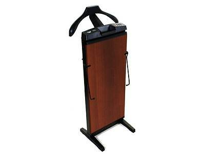 Corby 7700 Trouser Press in Walnut