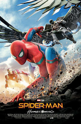 "Spider-Man - Homecoming (11"" x 17"") Movie Collector's Poster Print (T5) - B2G1F"