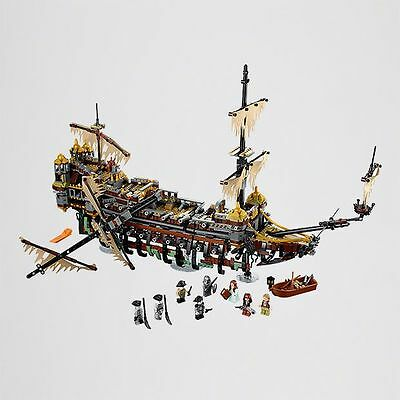 NEW LEGO Pirates Of The Caribbean Silent Mary 71042