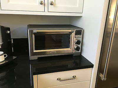 WOLF Gourmet Countertop Convection Oven and Toaster  WGC0100S