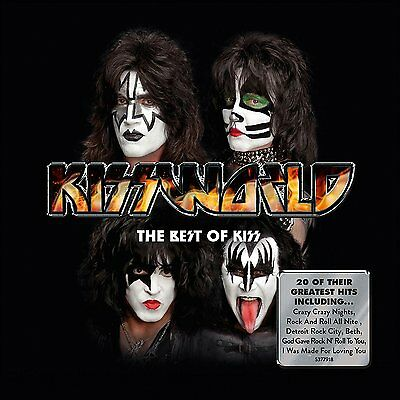 Kiss - Kissworld: The Best Of - New Cd Compilation