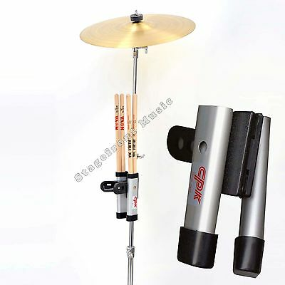 Cpk Db757 High Quality Drumstick Holder. Clips Onto Drum Outfit