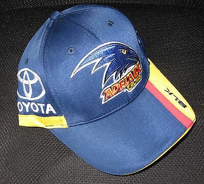 2017 Afl Adelaide Crows MEDIA CAP osfm  BRAND NEW WITH TAGS