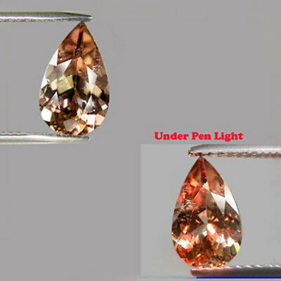 2.50Ct Extreme Gem - Rich Natural Imperial Champagne Amazing Color AXINITE WM003