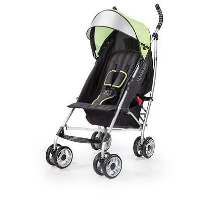 Summer Infant 3D Lite Stroller, Black Lime
