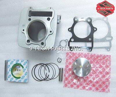 For SUZUKI GN250 GZ250 DF250 LT250 DR250 BIG BORE Cylinder Kit Upgrade to 300 cc