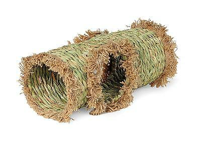 Prevue Hendryx 1098 Nature s Hideaway Grass Tunnel Toy