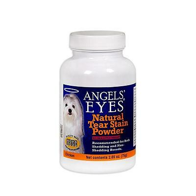 Angels Eyes Natural Tear Stain Eliminator Remover, 75gm