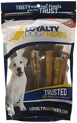 LoyaltyDogTreats All Natural and Healthy Dehydrated Odourless Bully Sticks...